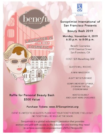 Beauty Bash SISF 2019 Flyer Final